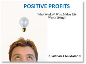 Positive Profits Speaker Slide