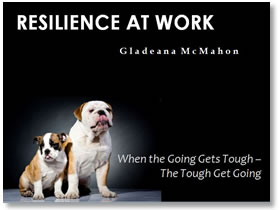 Resilience at Work Speaker Slide