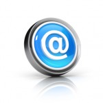 Email Button Blue