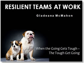 Resilient Teams Training Slide